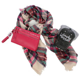Katydid Blessed Bundle (Scarf, Hat + Wristlet Bag)
