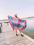 Avoiding Adulting Quick Dry Beach Towels