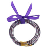 Zen Bangle Bracelets - 10+ Colors | Stocking Stuffer