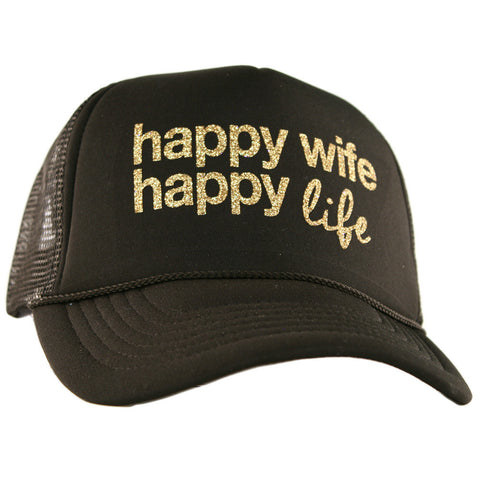 Katydid Wifey for Lifey Women's Trucker Hats