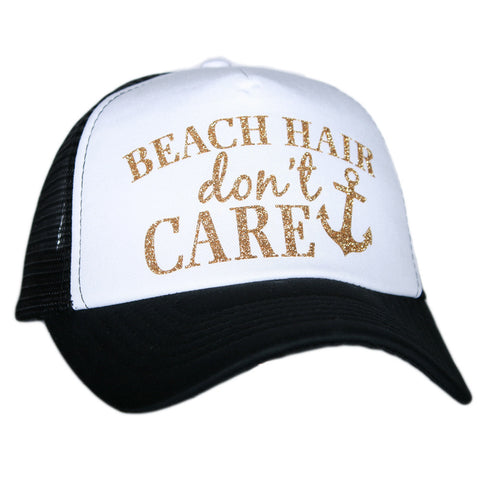 Lake Hair Don't Care Trucker Hat - 2017 Collection