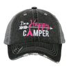 Katydid Happy Camper ARROW Trucker KIDS Hats - Katydid.com
