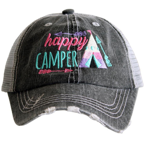 Katydid SC South Carolina Leopard State Women's Hat