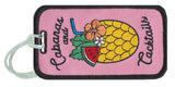 Cabanas and Cocktails Luggage Tags - Katydid.com