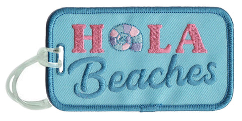 Vacation Luggage Tags