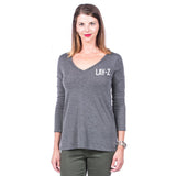Lay-Z Long Sleeve T-Shirts - Katydid.com