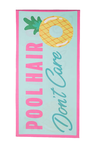 Cabanas and Cocktails Luggage Tags