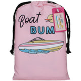 Boat Bum Quick Dry Beach Towels