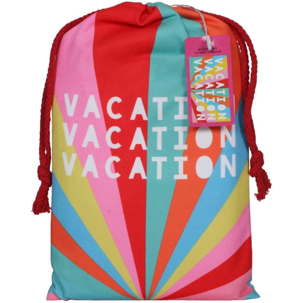 Vacation Quick Dry Beach Towels