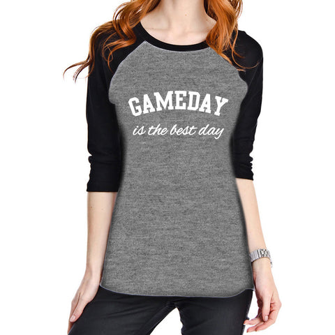 Dear Baseball Season, I Love You Raglan T-Shirt