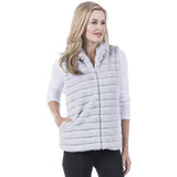Katydid  FAUX RABBIT VEST for Women - Katydid.com