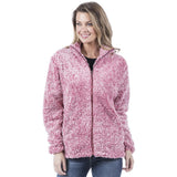 Mauve Wholesale Sherpa JACKET for Women