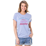 Katydid Dear God Please Cancel Monday Graphic T-Shirts - Katydid.com