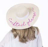 Katydid Cocktail Please Sun Hats for Women - Katydid.com