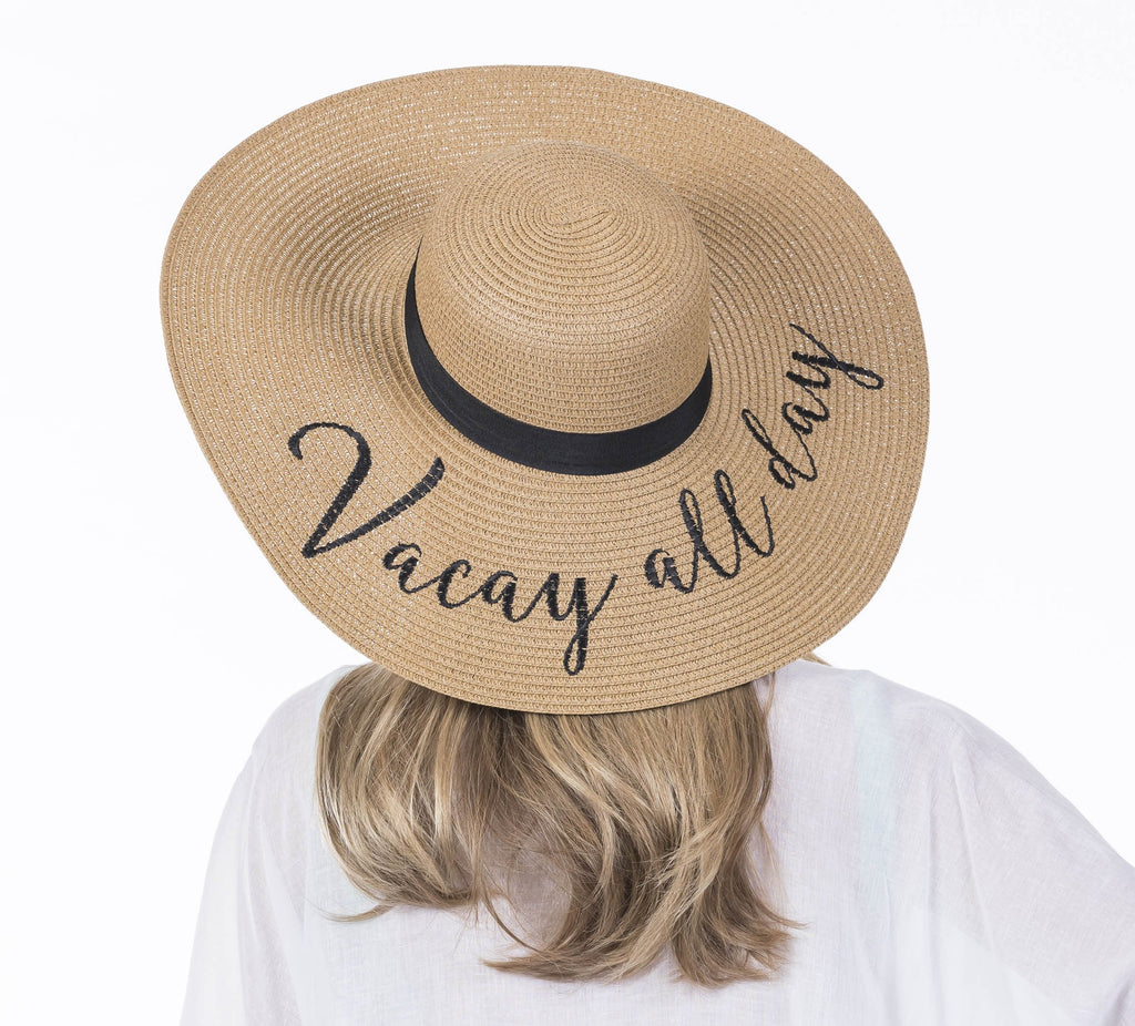Katydid Vacay All Day Sun Hats for Women - Katydid.com