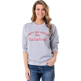 Katydid Ain't No Hood Like Motherhood Women's Sweatshirts - Katydid.com