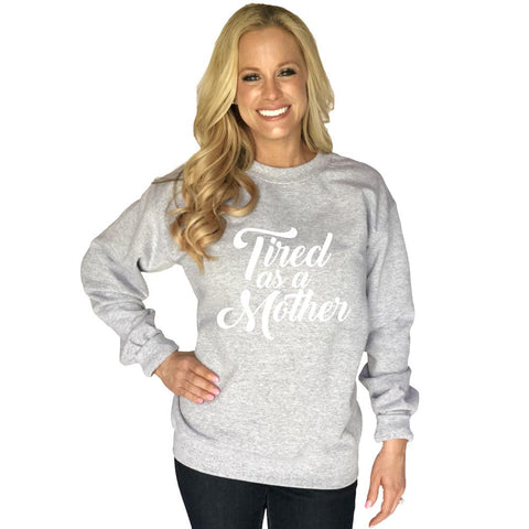 Katydid Grateful Thankful Blessed Women's Sweatshirt