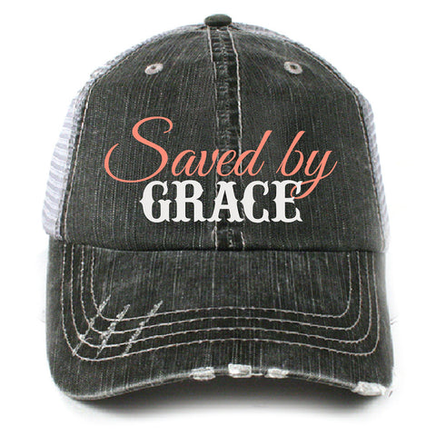 Grateful (PASTEL PATCH) Trucker Hat