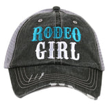 Rodeo Girl Trucker Hat - Katydid.com