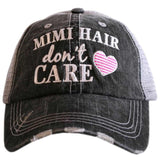 Mimi Hair Don't Care Trucker Hat