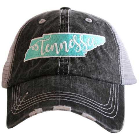 Alabama State Patch Trucker Hat