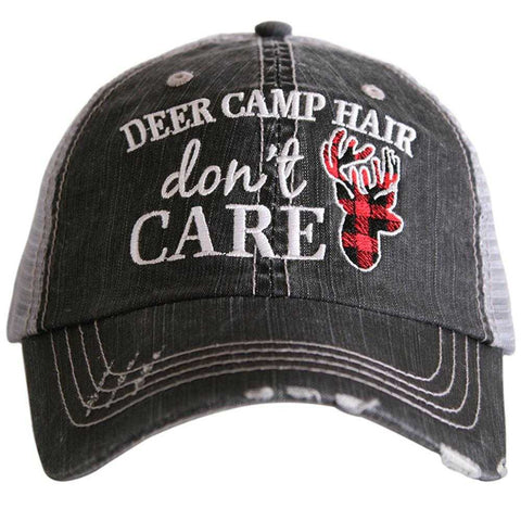 A1A Hair Don't Care Trucker Hat