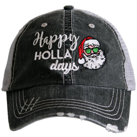 Katydid Sleigh All Day  Trucker Hat