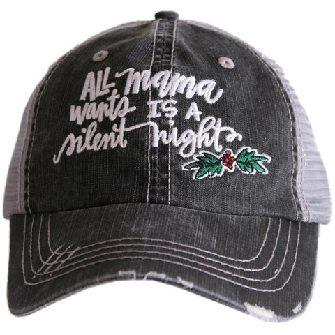 Katydid Happy Holla Days  Trucker Hat