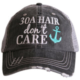 30A Hair Don't Care Trucker Hat - Katydid.com
