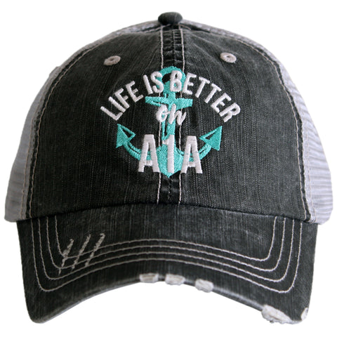 Life is Better on 30A Trucker Hat