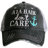 A1A Hair Don't Care Trucker Hat - Katydid.com