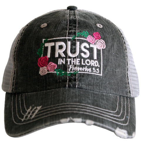 North Carolina State Patch Trucker Hat