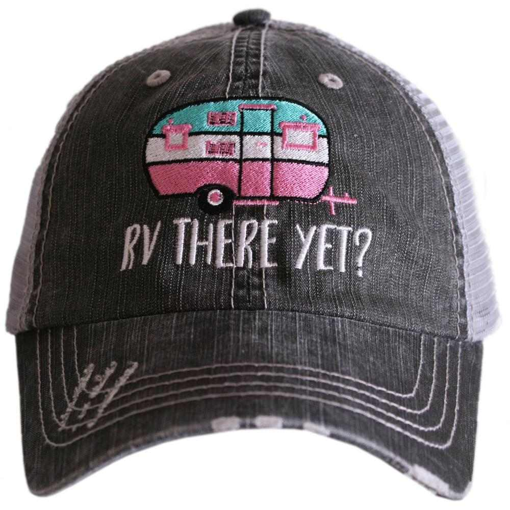 RV there Yet Trucker Hats