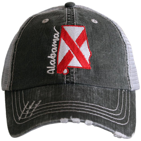 Katydid Louisiana Layered Trucker Hats