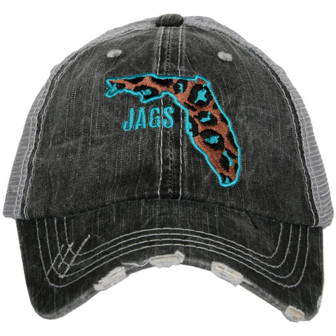 Katydid Arkansas Forever Trucker Hats