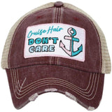 Katydid Cruise Hair Don't Care Women's Trucker Hats - Katydid.com
