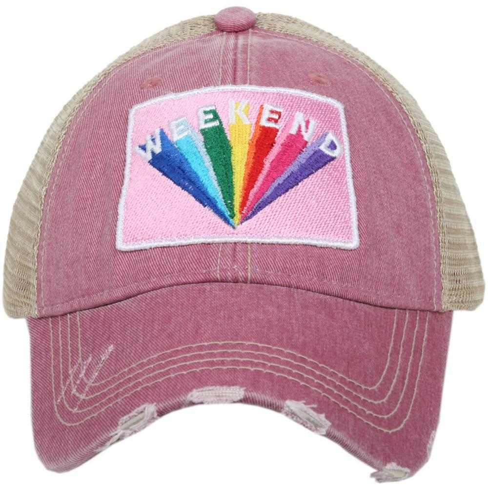 Katydid Weekend Women's Trucker Hats - Katydid.com