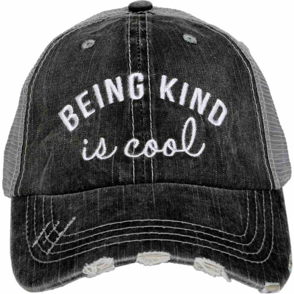 Katydid Being Kind is Cool Trucker Hats - Katydid.com