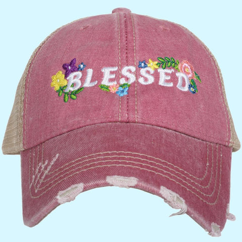 Katydid Blessed Sun Hats for Women