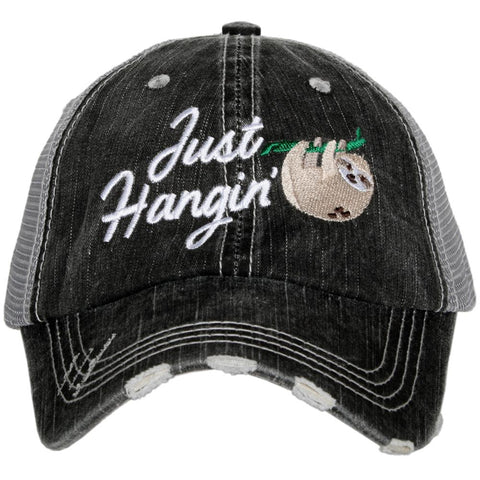 Katydid Being Kind is Cool Trucker Hats