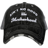 Katydid Ain't No Hood like Motherhood Trucker Hats - Katydid.com