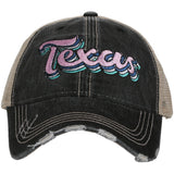 Katydid Texas Layered Trucker Hats - Katydid.com