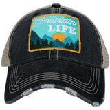 Katydid Mountain Life Trucker Hats - Katydid.com
