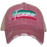 Katydid Texas Striped Trucker Hats - Katydid.com