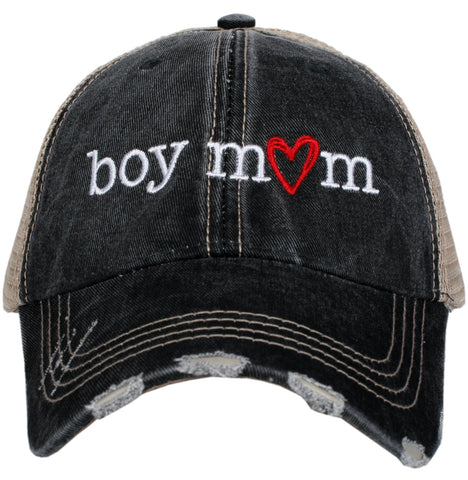 Katydid Girl Mom Trucker Hats