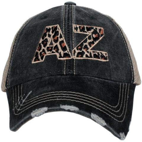 Katydid Nebraska Born and Raised Trucker Hats