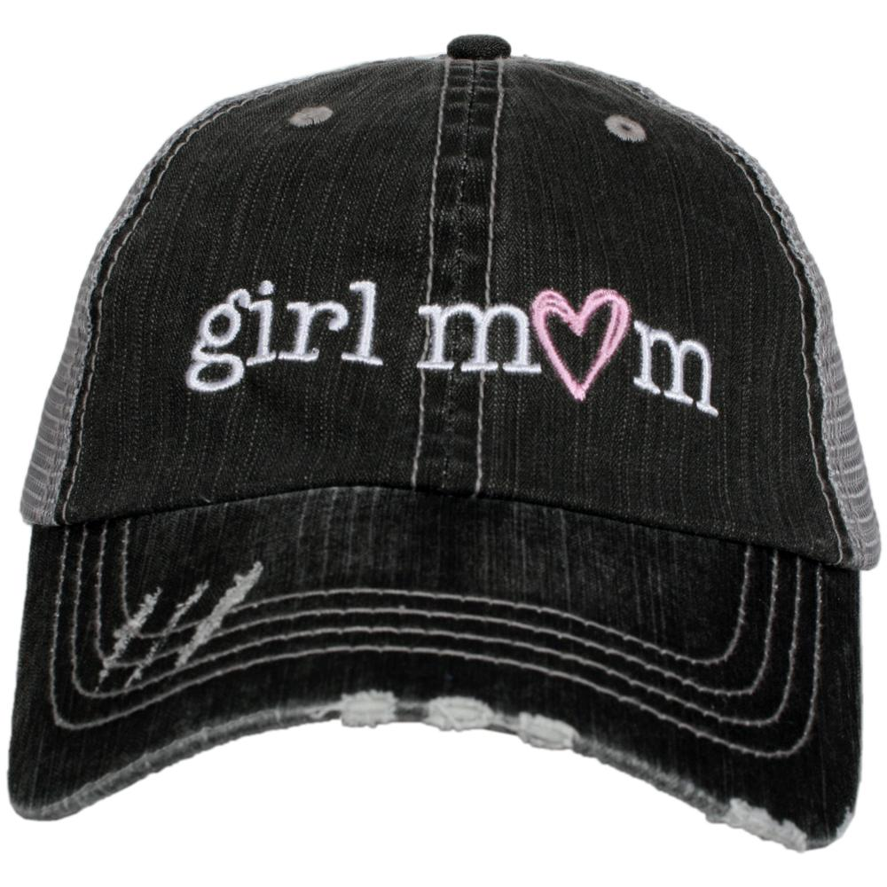 Katydid Girl Mom Trucker Hats - Katydid.com