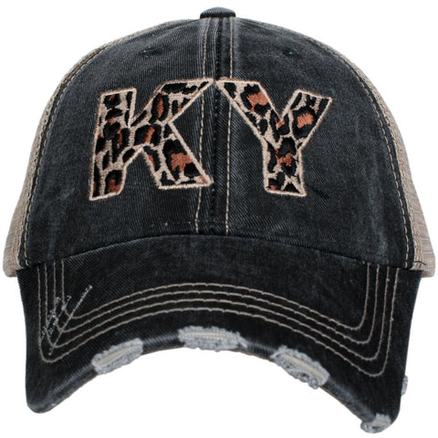Katydid CO Colorado Leopard State Women's Hat