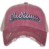 Katydid Indiana Layered Trucker Hats - Katydid.com