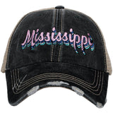 Katydid Mississippi Layered Trucker Hats - Katydid.com